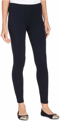 Hue Women's Cotton Leggings, Created for Macy's