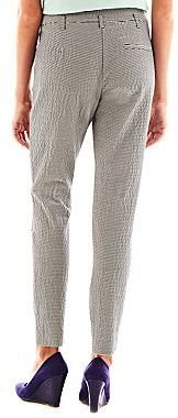 Mng by Mango® Striped Belted Pants