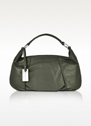 Coccinelle Helen Grainy - Calf Leather Hobo Bag