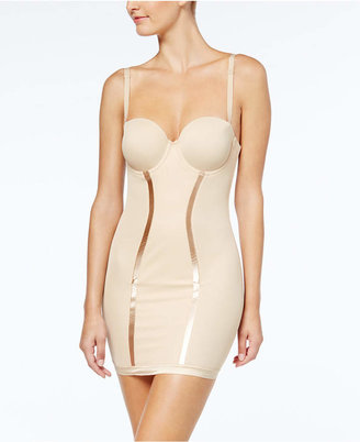 Maidenform Women Firm Control Strapless Convertible Full Slip 2304