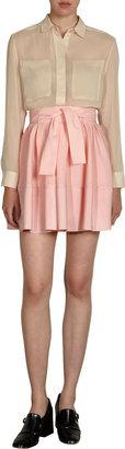 Balenciaga Short Moon Skirt