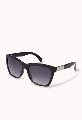 Forever 21 F8335 Studded Square Sunglasses