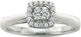 MODERN BRIDE I Said Yes 1/6 CT. T.W. Certified Diamond Engagement Ring