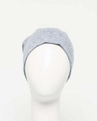 Le Château Cotton Blend Beanie Hat