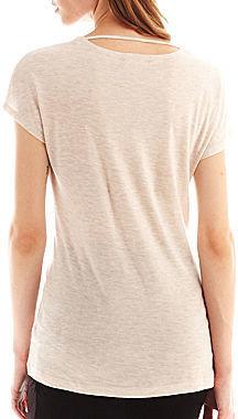 i jeans by Buffalo Short-Sleeve Girl Screen Tee