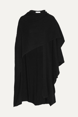 Madeleine Thompson - Cashmere Wrap - Black $510 thestylecure.com