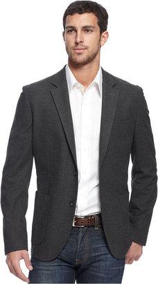 Calvin Klein Jacket, Charcoal Slim Fit Blazer