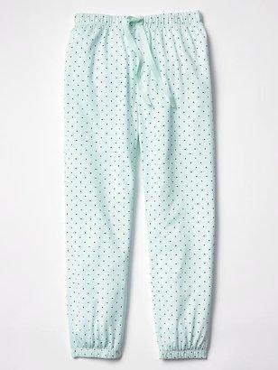 Gap Polka dot PJ pants