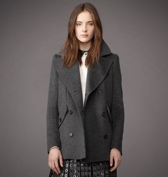Belstaff DORRINGTON COAT In Wool Cashmere