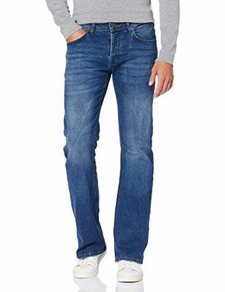 LTB Men's Boot Cut Jeans - Blue