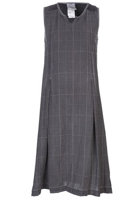Kristensen Du Nord Plaid dress