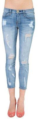 Current/Elliott Current Elliott The Stiletto Shredded Jean