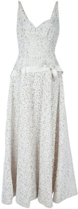 Merchant Archive Vintage bridal gown