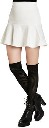 BCBGeneration Fit and Flare Skirt