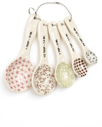 Magenta Measuring Spoons (Set of 5)