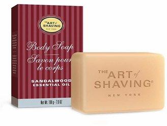 The Art of Shaving Body Soap Sandalwood