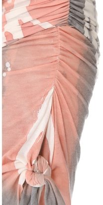 Kelly Wearstler Batik Spill Skirt