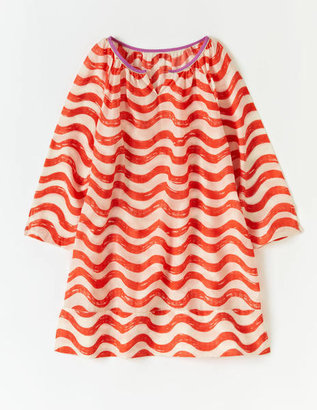 Boden Printed Beach Cover Up