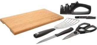 Wusthof Kitchen Essentials 6-Piece Set (Stainless) - Home
