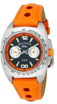 Tommy Bahama Relax Women's RLX2004 Relax Beach Comber Synthetic Leather Watch $79.95 thestylecure.com