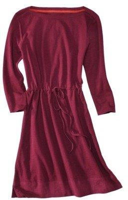 Merona Women's Jersey Dress w/Tunnel Belt - Assorted Colors