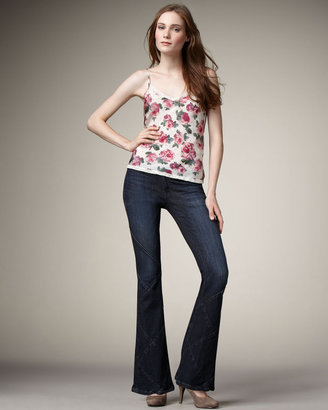 TEXTILE Elizabeth and James Marley Crisscross Jeans