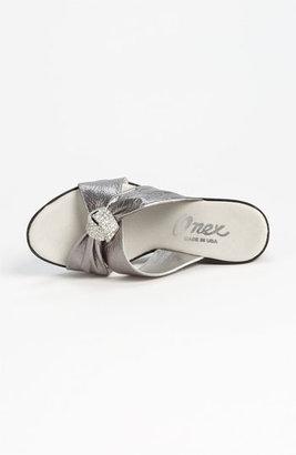 Onex 'Knot Wedge' Sandal