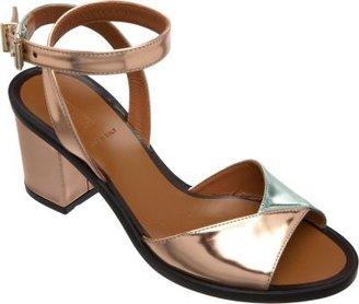 Fendi Peep Toe Platform Sandal
