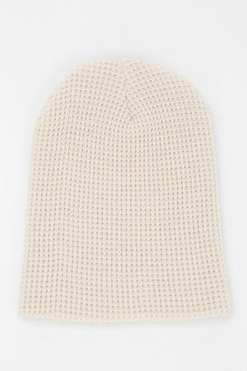 Urban Outfitters Waffle-Knit Beanie