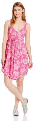 Roxy Juniors Sky Dive Woven Dress