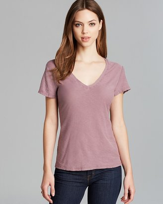 James Perse Tee - Casual V