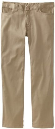 Classroom Uniforms Classroom Big Girls' Stretch Matchstick Legging Pant