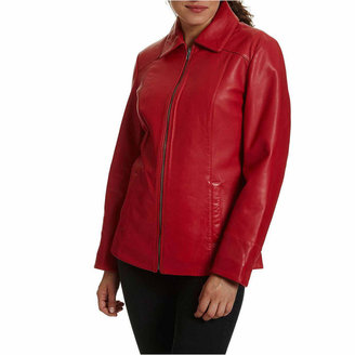Excelled Leather Excelled Scuba Jacket $425 thestylecure.com