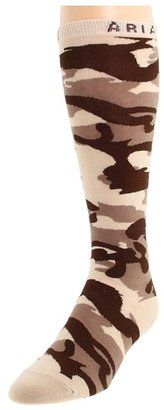 Ariat Camo Knee High (Brown) - Footwear
