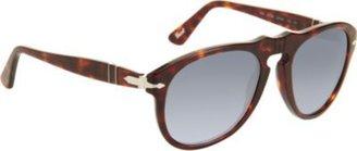 Persol Polarized Round Sunglasses