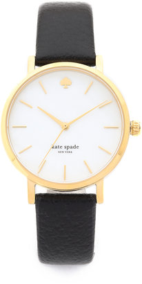Kate Spade New York Classic Metro Watch $195 thestylecure.com