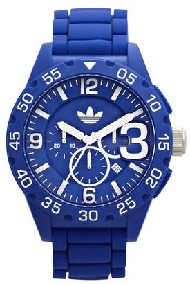 adidas 'Newburgh' Chronograph Watch, 48mm