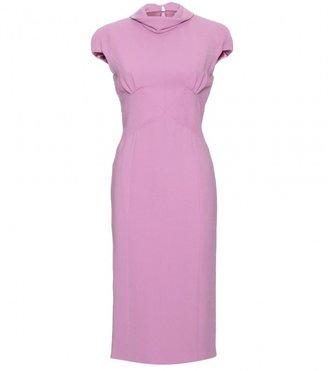 Bottega Veneta CREPE MID-LENGTH DRESS