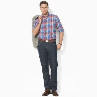 Polo Ralph Lauren Big & Tall Classic-Fit Indigo-Wash Jean