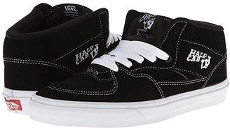 Vans Half Cabtm Core Classics (Navy) Shoes