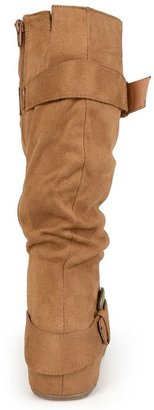 Journee Collection Jester Wide Calf Tall Boots - Women