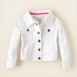 Children's Place Color jean jacket