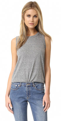 Current/Elliott The Muscle Tee $74 thestylecure.com