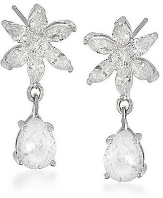 Carolee Debutant Ball Double Drop Earrings