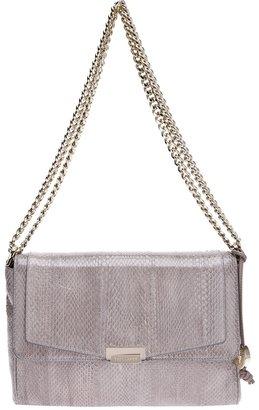 Trussardi contrast chain shoulder bag