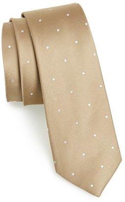 Men's The Tie Bar Woven Silk Tie $19 thestylecure.com
