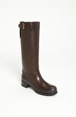 Prada Linea Rossa Prada Leather Tall Boot