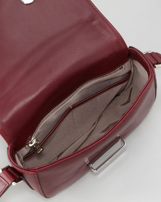 Jason Wu Daphne Mini Crossbody Bag, Bordeaux