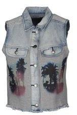 American Retro Denim outerwear