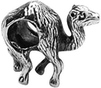 Prerogatives Sterling Camel Bead